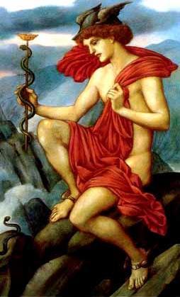 Mercurio-Hermes Alato