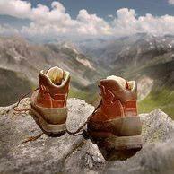 scarponi da montagna