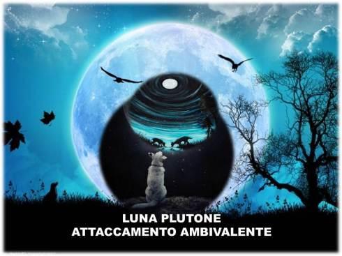 luna plutone
